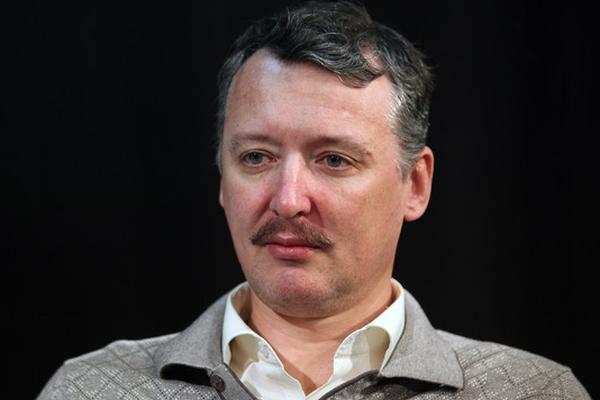 Игорь Стрелков: «Минск-2.0» является фиговым листком