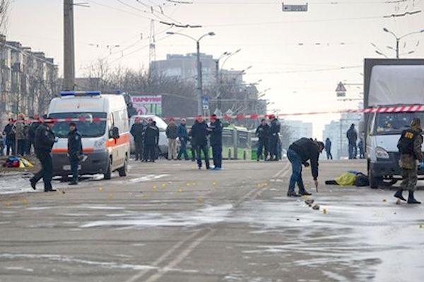 СБУ задержала 11 человек по делу о взрыве в Харькове