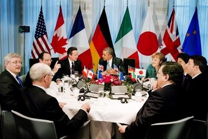 Страны G7 готовы наказать тех, кто нарушит минские договорённости