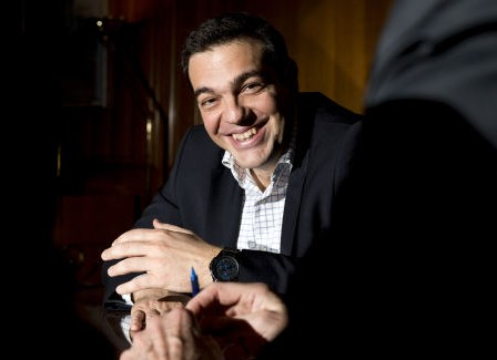Ципрас высказался за прекращение экономической войны ЕС с Россией
