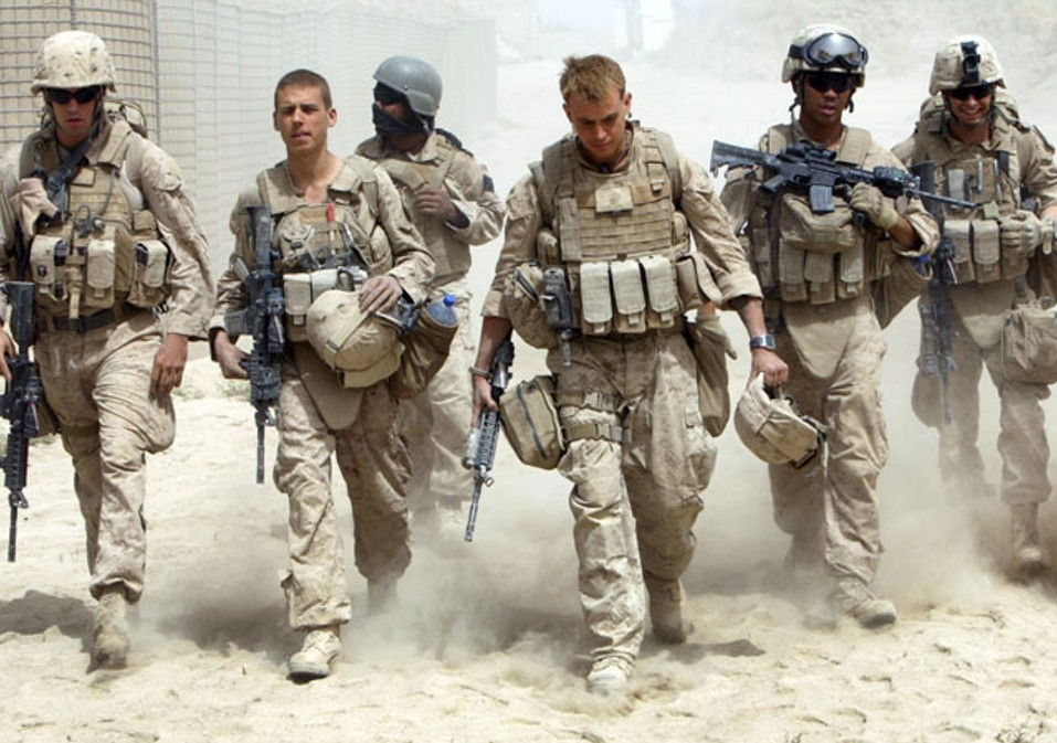 ВС США потратили на поддержание потенции военнослужащих рекордные суммы