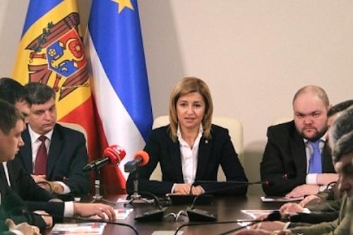 Кандидат на пост главы Гагаузии Ирина Влах представила предвыборную программу