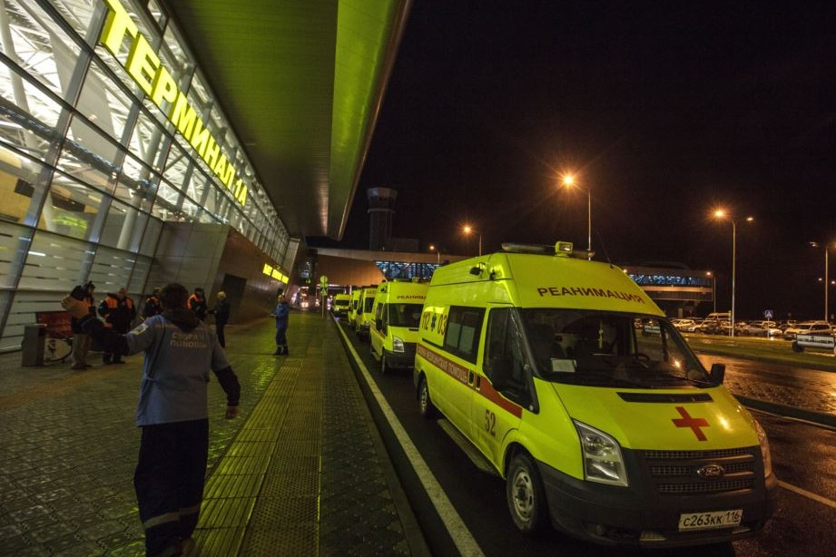 Шестеро детей из Донбасса сегодня будут доставлены в больницы Москвы