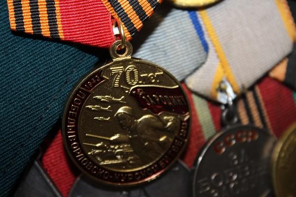 Начал работу сайт празднования 70-летия Победы