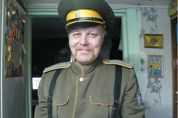 На войне в Донецке якутский казак нашел любовь