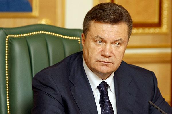 Генпрокуратура Украины попросила Россию выдать Януковича