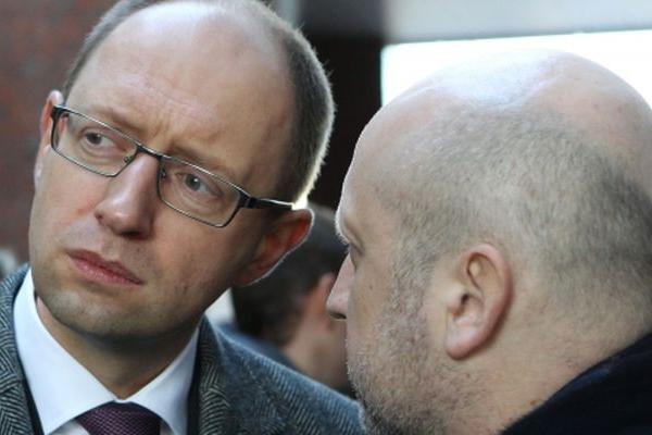 Кабмин Яценюка побил коррупционные рекорды предыдущей власти