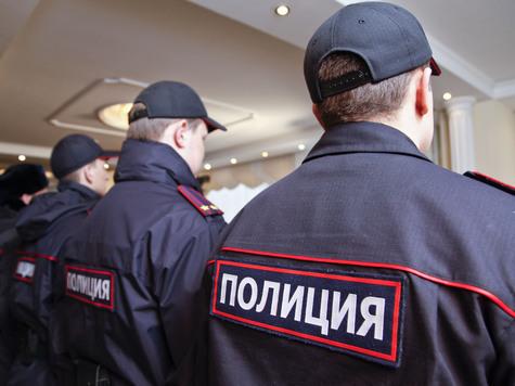 В Москве полицейских перевели на усиленный режим работы