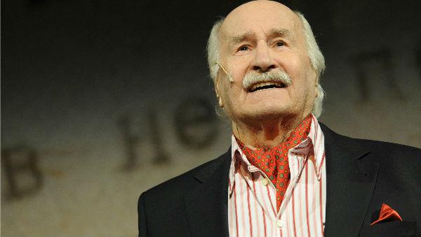 Владимир Зельдин в день своего столетия будет петь, танцевать и читать стихи