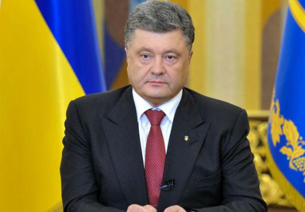Порошенко упростил ввоз западной военной продукции на Украину