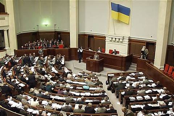 На Украине предлагают сажать за отрицание агрессии против страны