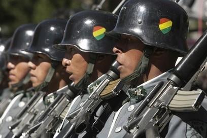 Дочь убийцы Че Гевары стала первой женщиной-генералом в Боливии