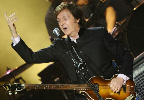 Пол Маккартни отпразднует 50-летие «Yesterday» концертом в Лондоне
