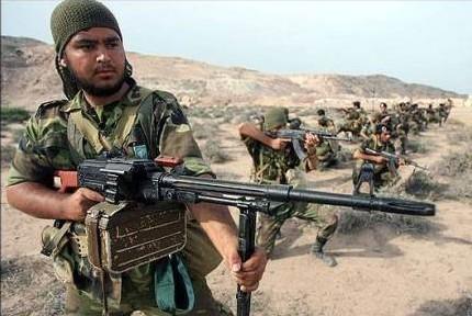 На севере Ирака воюют 30 тысяч военнослужащих армии Ирана