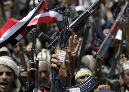 Британский спецназ сбежал из Йемена