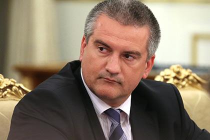 Глава Крыма прокомментировал информацию о похоронах сына Януковича