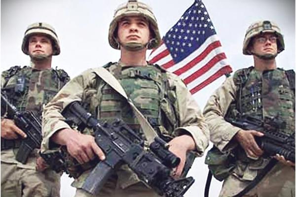 Американских солдат призывают не открывать дверь незнакомым