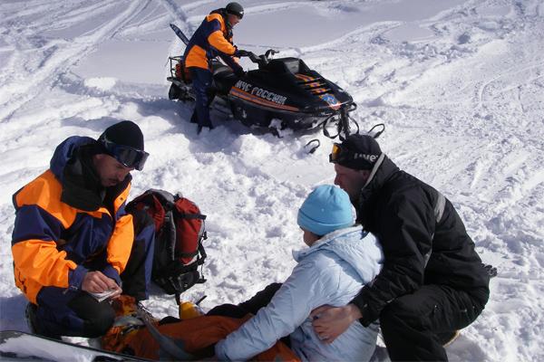 Поход в горы для женщины закончился смертью дочери