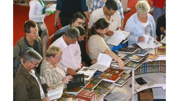 Организаторы отменили традиционную выставку-ярмарку «Книги России»