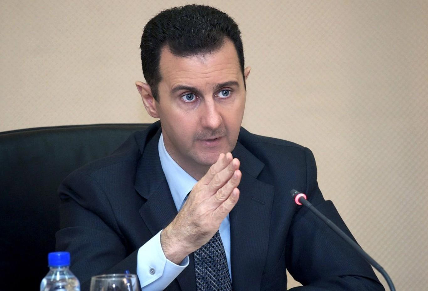 Асад назвал Сирию и КНДР оплотом независимости