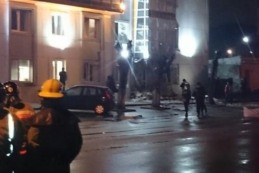 Прогремел взрыв в офисе политической партии в Одессе