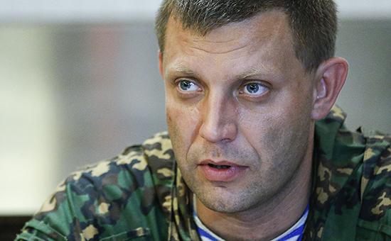 Захарченко месяц назад запретил работу на шахте, где произошел взрыв
