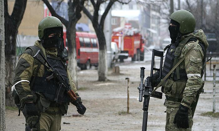 В Дагестане завершена спецоперация по ликвидации боевиков