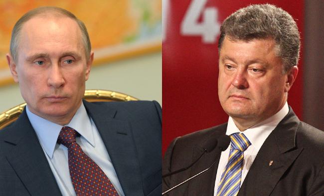 Путин направил в Киев ответ на письмо Порошенко по поводу Савченко
