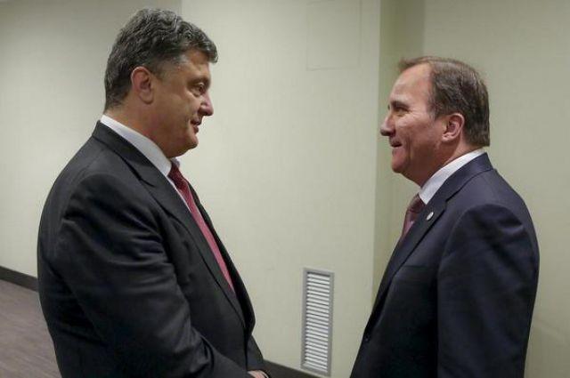 Швеция выделяет Украине 175 миллионов евро