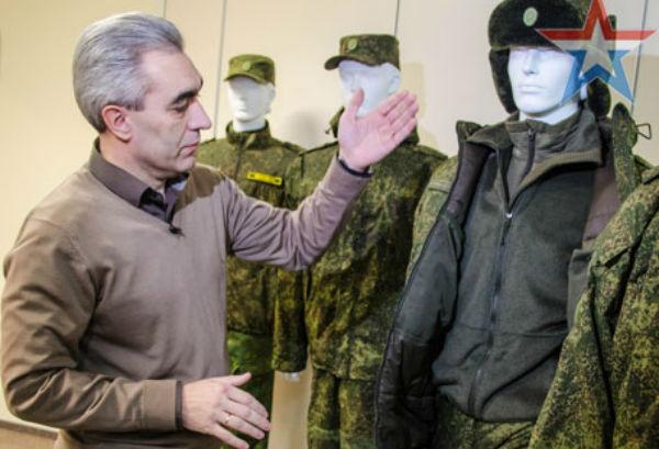 «Военторг» представит на Mercedes-Benz Fashion Week Russia бренд «Армия России»