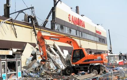Число жертв пожара в казанском ТЦ выросло до 17 человек
