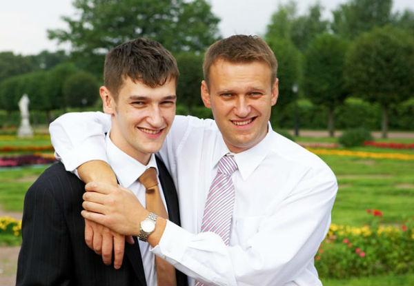 Алексей Навальный нашел брата