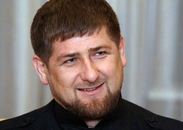 Владимир Путин удостоил Рамзана Кадырова ордена Почета
