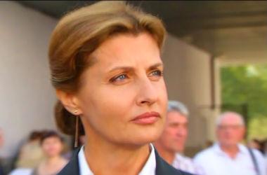 Жену Порошенко