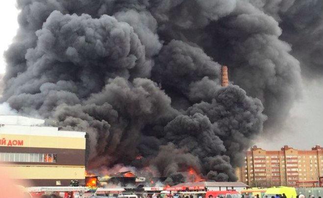 Предъявлены обвинения еще двум рабочим по делу о пожаре в ТК «Адмирал»