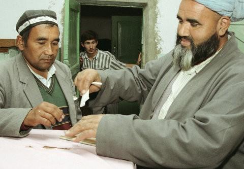 Выборы в Таджикистане признаны состоявшимися