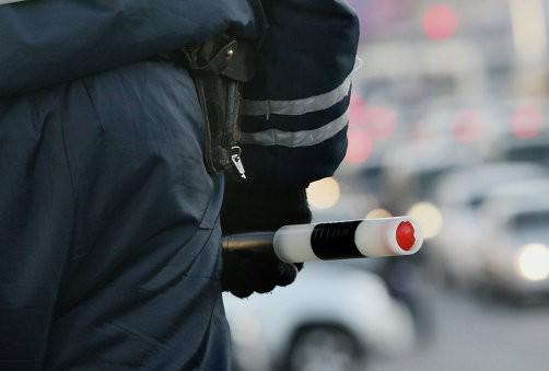 Московская полиция устроила погоню за сотрудником посольства США