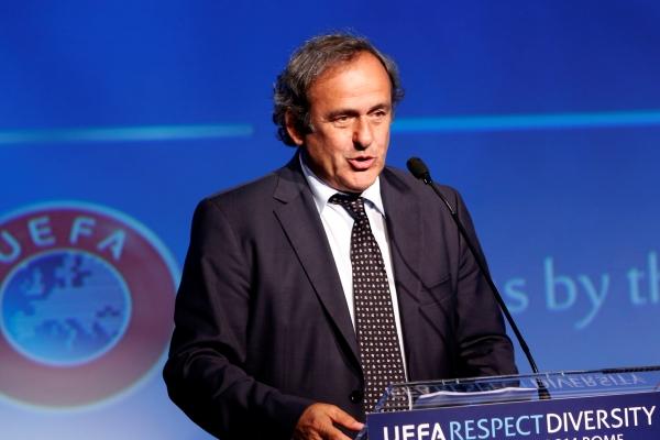 Платини останется президентом УЕФА до 2019 года