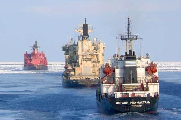 Левичев: Развитие Арктики должно стать национальной идеей