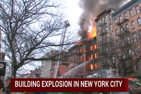 Более 30 человек пострадали при взрыве на Манхеттене