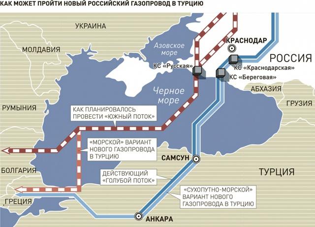 Болгария: У Европы нет альтернативы российскому газу