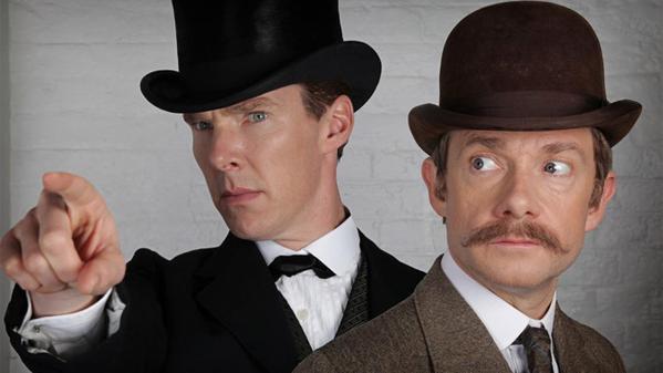 Спецвыпуск «Шерлока»: Холмс и Ватсон перенеслись в Лондон XIX века