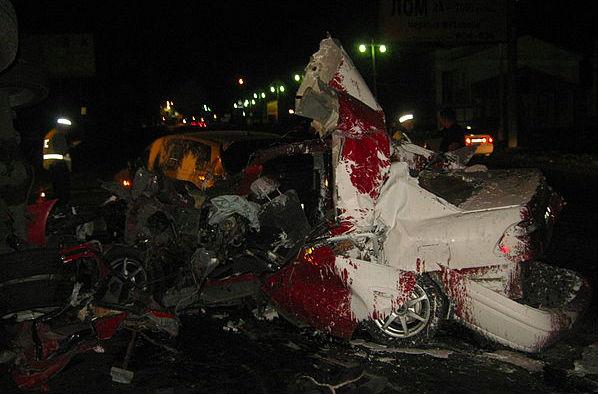 3 человека погибли, 6 ранены в аварии под Брянском