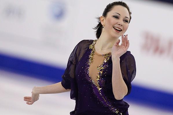 Российская фигуристка Туктамышева стала чемпионкой мира