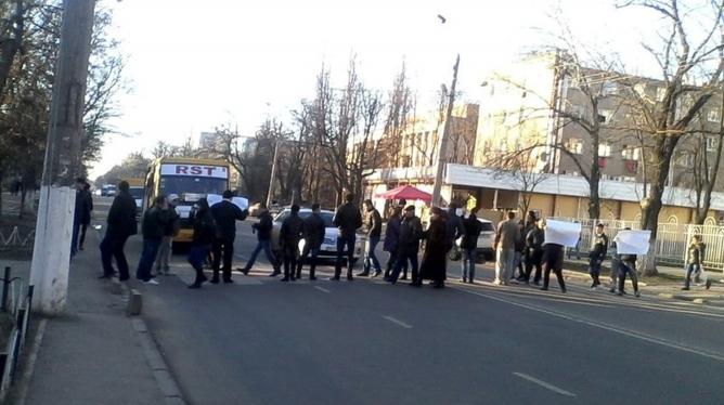 """""""Хлебный"""" бунт 9 марта"""