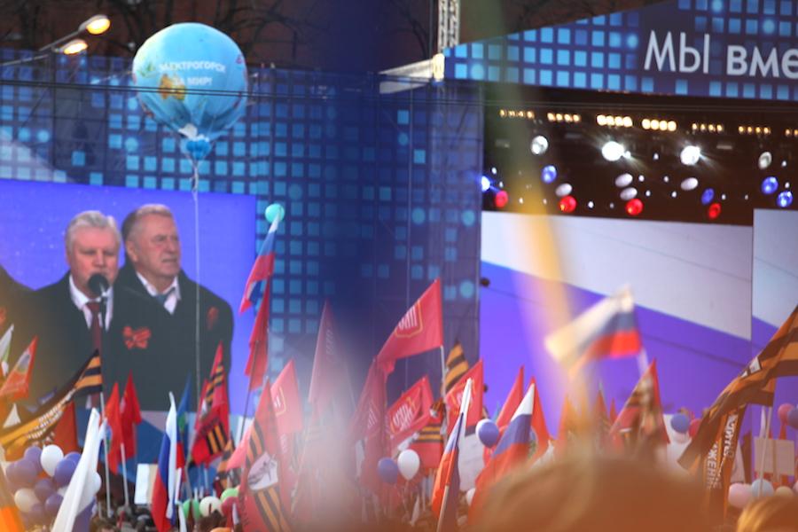 Сергей Миронов: Для России наступила эра побед