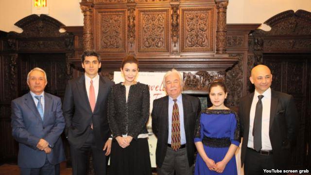 Младшая дочь президента Узбекистана заняла место опальной старшей