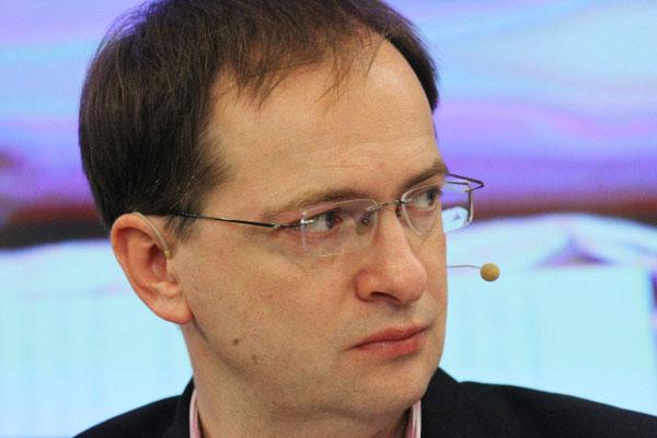 Владимир Мединский запретил пускать журналистов на заседания коллегии Минкультуры