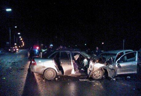 3 человека погибли в ДТП в Кузбассе
