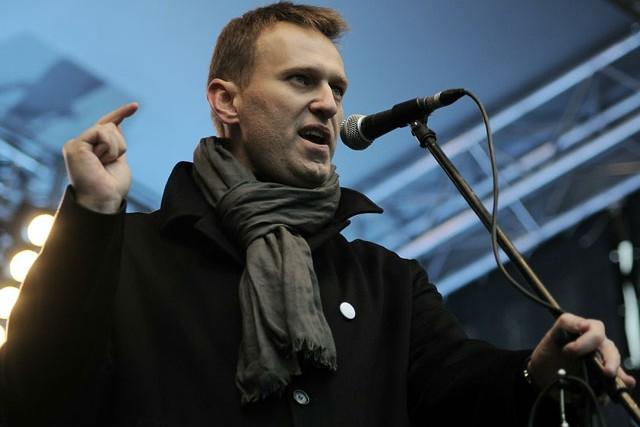 Навальный: Введите санкции против